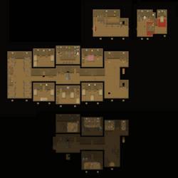 Evol Online's Ship Indoor by ReidYaro