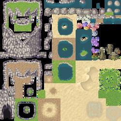 Environment Tileset by ReidYaro