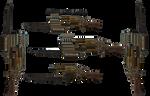.44 Street Revolver by HypnoZeus