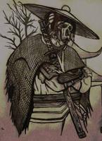 Samurai Hunter (GIF)