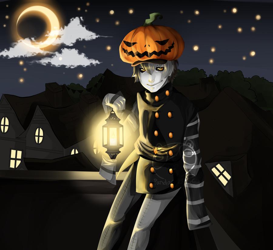 Jack O Lantern by Pandastrophic
