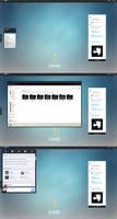 Azure Companion | Rainmeter Desktop