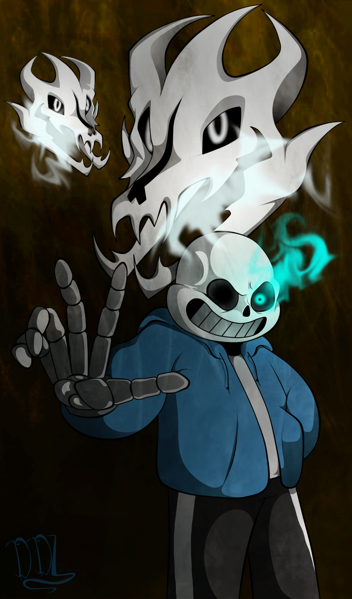 Megalovania (brighter version) by DarkDivaLocura