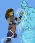 Korra- Avatar Aang and Me