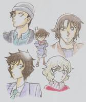Akai Family by MeiTanteixX