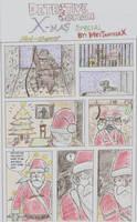 Secret Santa's Gift (page 1) by MeiTanteixX