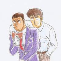 The Yokomizo Brothers by MeiTanteixX