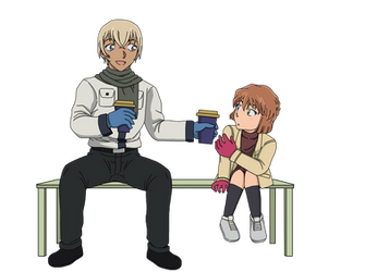 Rei and Shiho