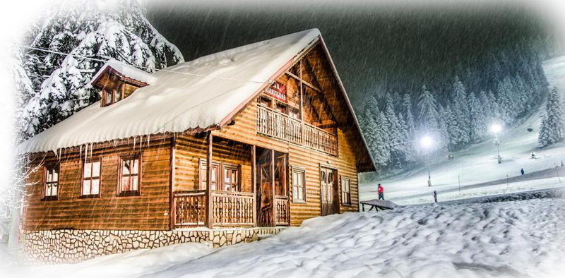Snowy fairy tale by Morkof
