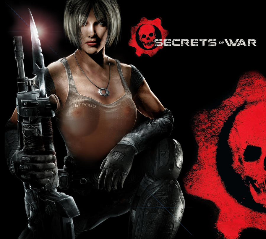 Hope, you Gears of war naked girls was specially