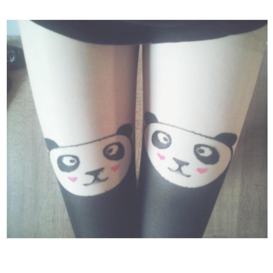 Panda legs by Insomniac-Corpse