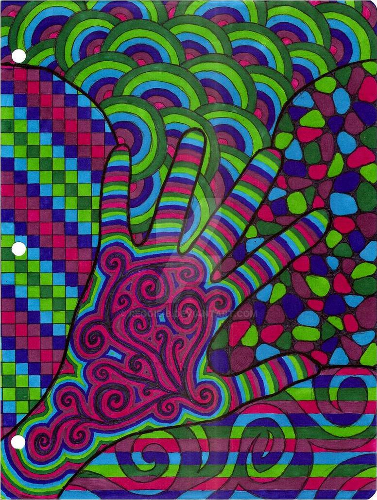 Sharpie Doodle by reggie-b on DeviantArt