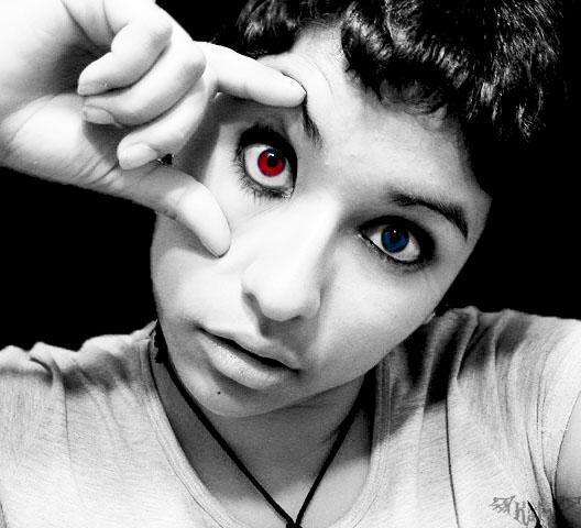 Open your eyes. by xKats