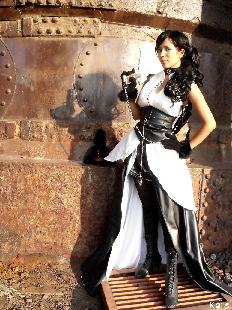 Steampunk Fashion 1 By Xkats On Deviantart