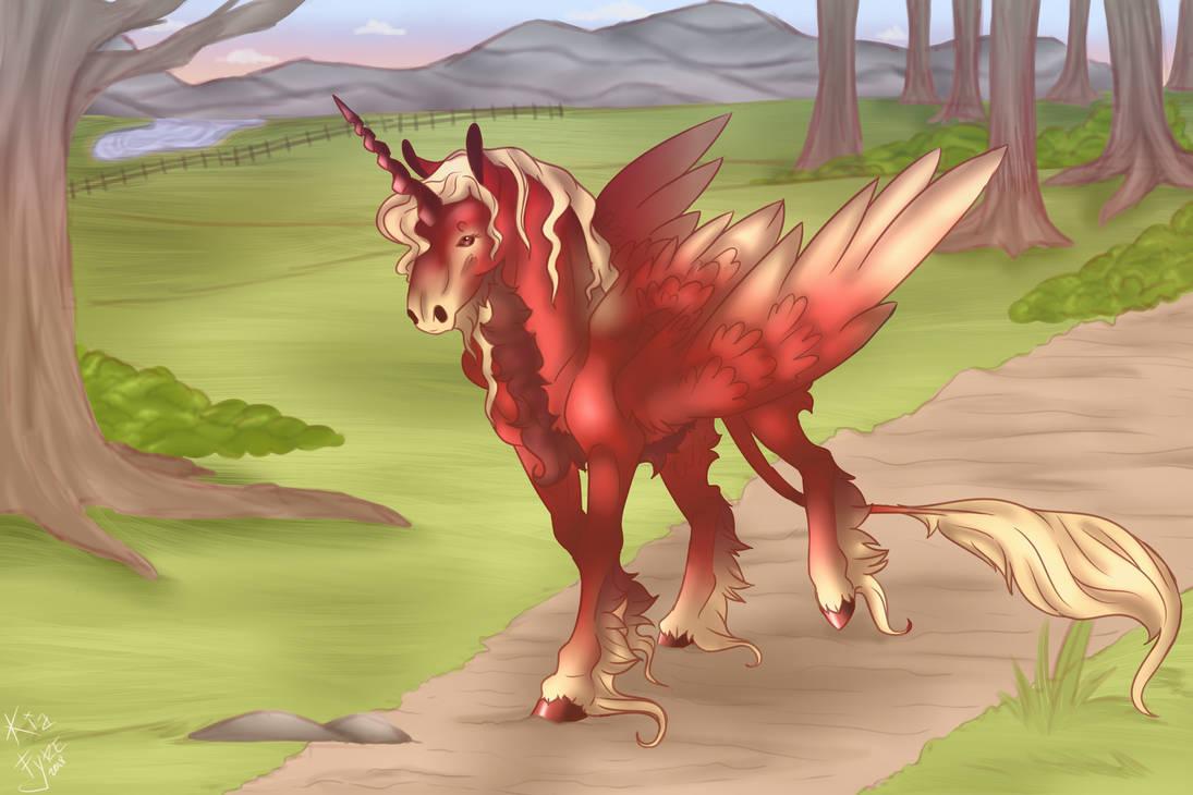 Boucle Unicorn|| Flying the Coop