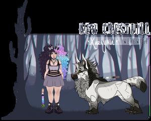NCH || Xariyah Ventoria - Corgi Werewolf
