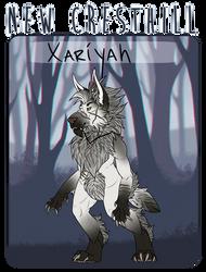 NCH || Lycan Form - Xariyah
