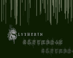 Slytherin Wallpaper by Taylor-Magnificent