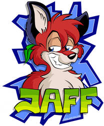 Jaffy Badge