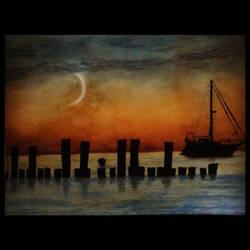 Light my boat by Nairalin