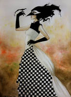 Masquerade by Dysharmonnia