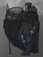 Curonian. A sketch by Dysharmonnia