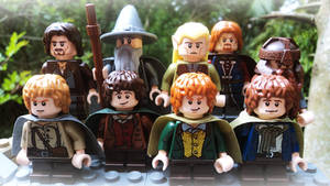 LEGO - The Fellowship of The Ring