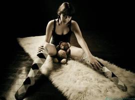 Teddy Bear by MarilynFaye