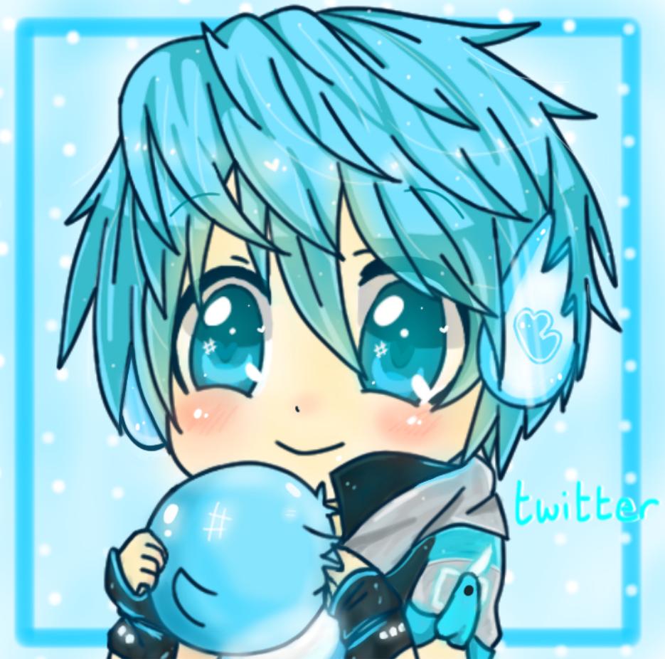 Twitter by CuteNikeChan
