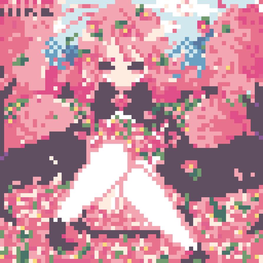 Pink Spring by CuteNikeChan