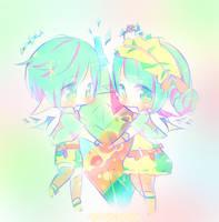 [WINNER] Twin Elixir ''Royal Blend'' by CuteNikeChan