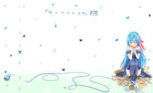 M e s s a g e by CuteNikeChan