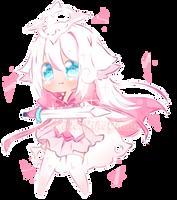 Pastel Pink Adopt Extra by CuteNikeChan