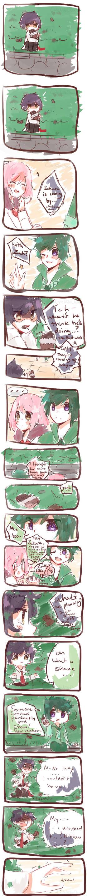 Spying Part 1 by CuteNikeChan