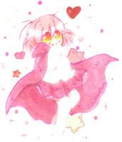 Copic Sakura by CuteNikeChan