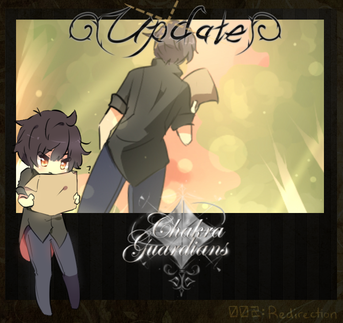 Chakra Update : Chapter 2 by CuteNikeChan