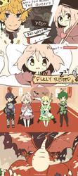 RPG Style Frames by CuteNikeChan