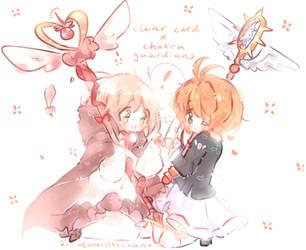 Sakuras by CuteNikeChan