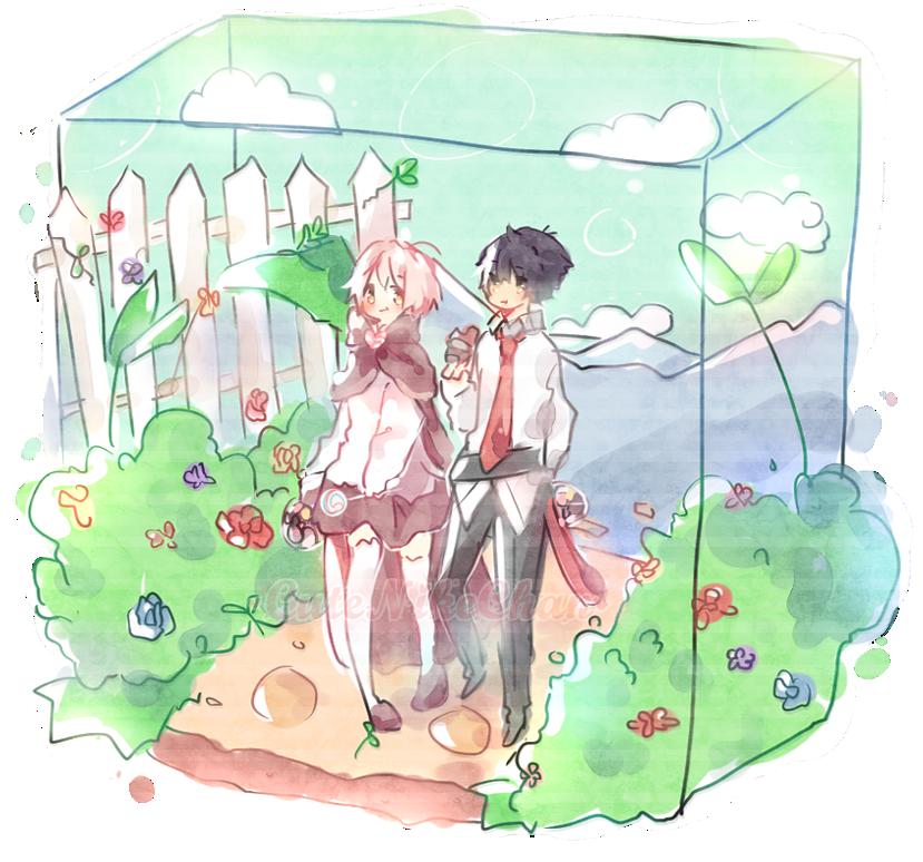 Sweet Stroll by CuteNikeChan