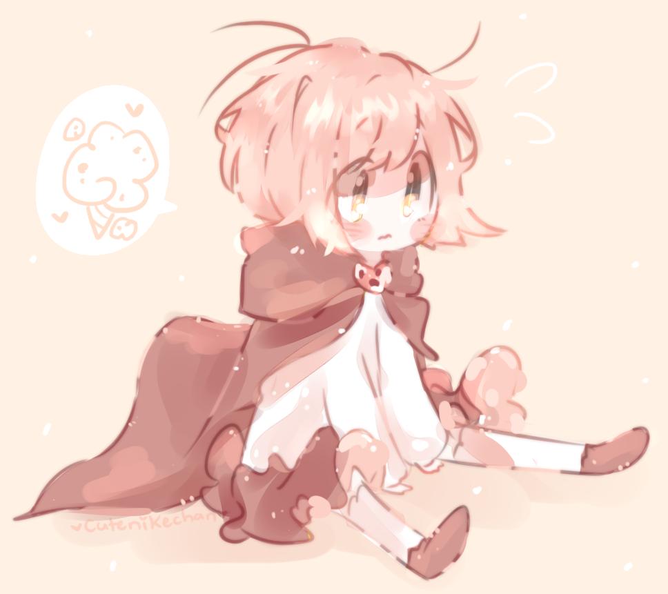 Cotton by CuteNikeChan
