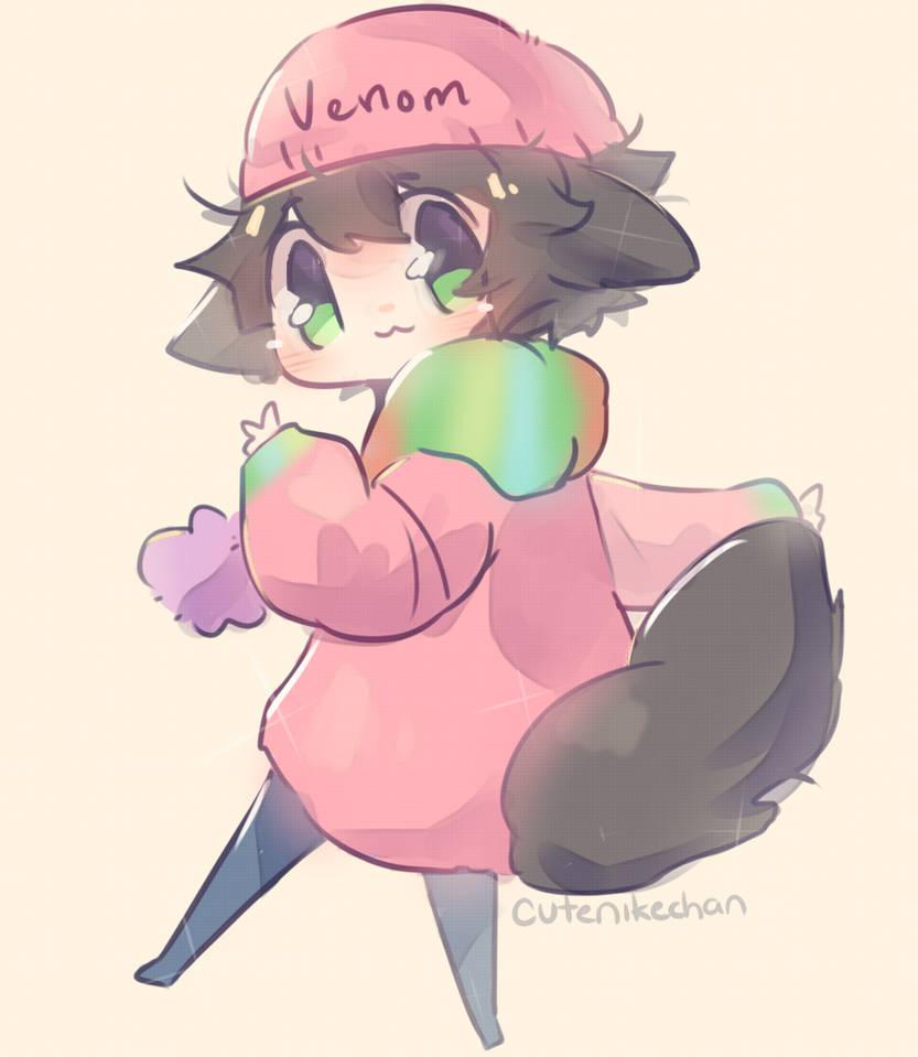 HBD Venom! by CuteNikeChan