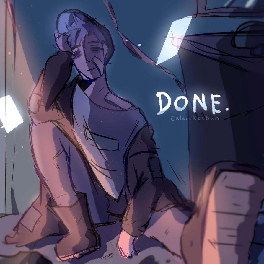 Finally Done! by CuteNikeChan