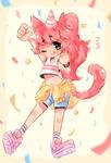 HBD Kitty !!