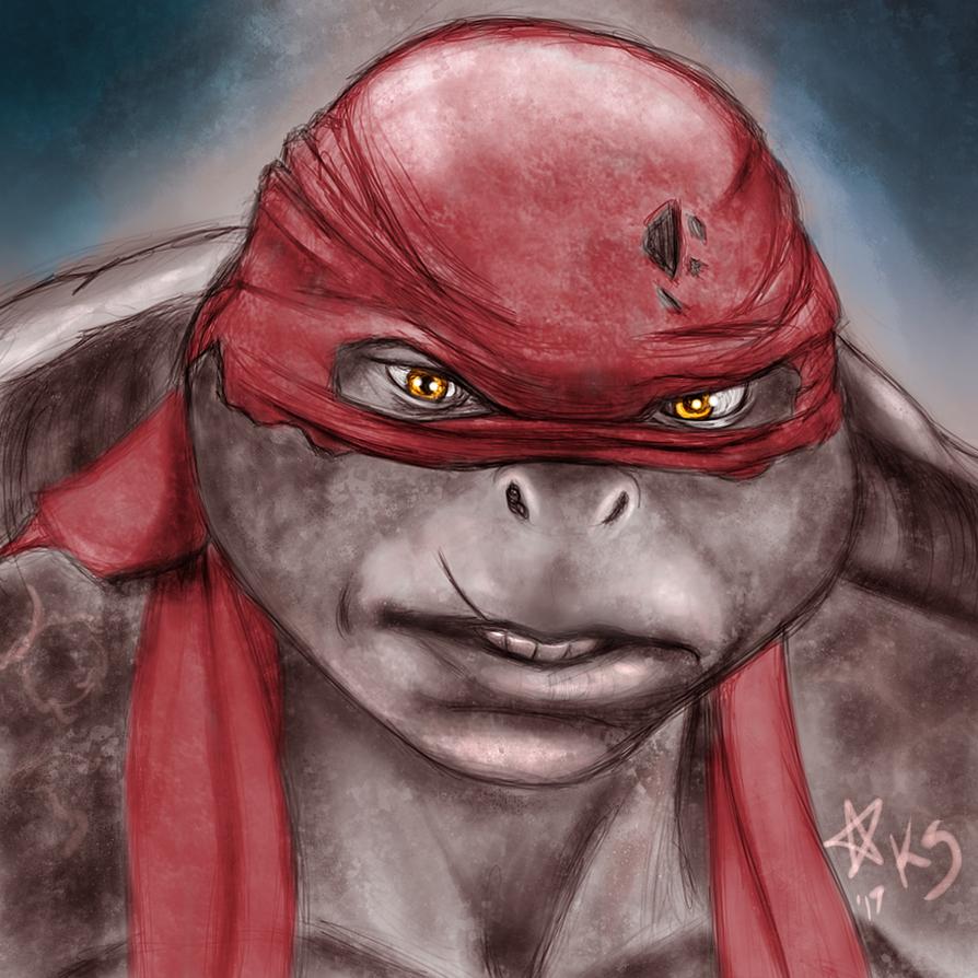 Raph Sketchy by KampieStarz