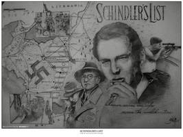 Schindler's List by reubenteo