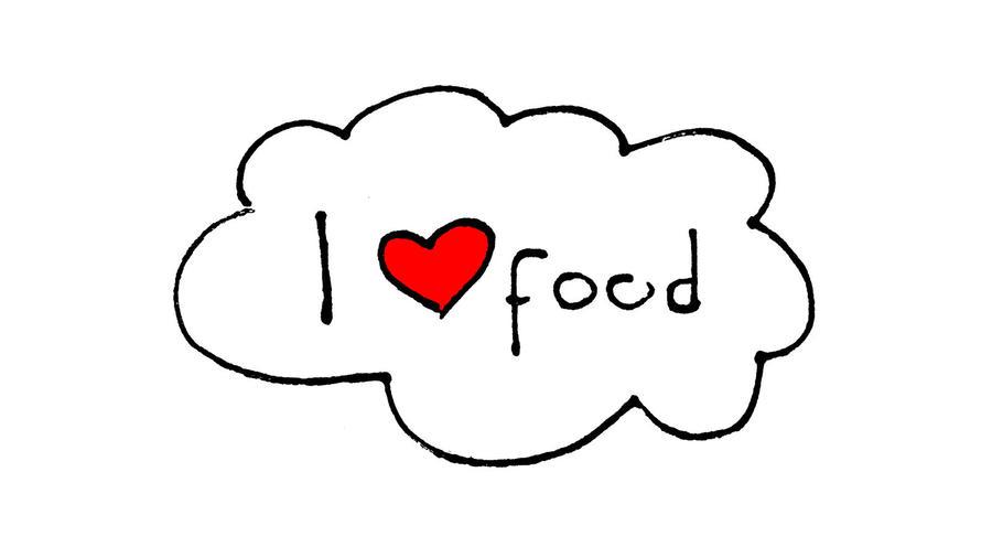 Hasil carian imej untuk i love foods