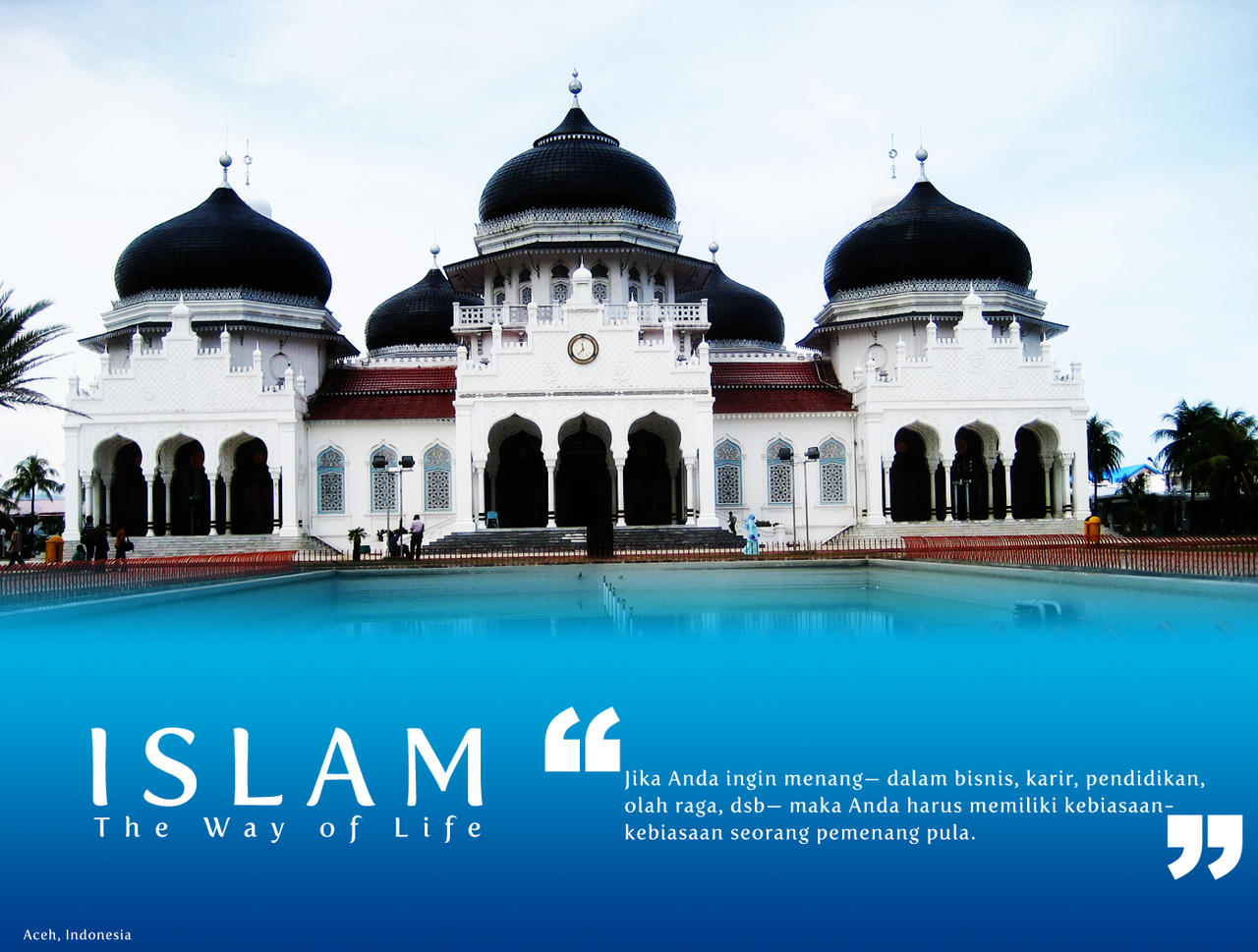 islam a way of life Unlike the other two, islam the culture was mainly formulated by conquered peoples rather than by arabians from the middle of the eighth century to the end of the twelfth century, it was unsurpassed in its literary, scientific, and philosophic output.