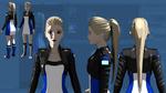 2525: Character Lighting test
