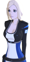 2525: Irene in Freestyle