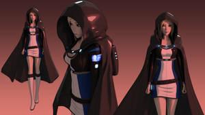 2525: Irene's Cloak